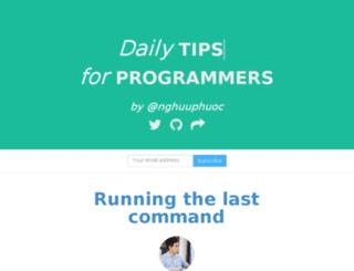 programer.tips screenshot
