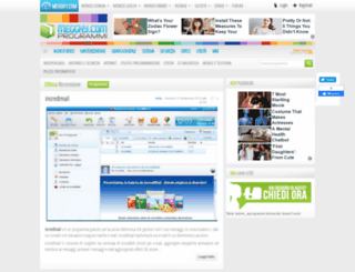 programmi.megghy.com screenshot