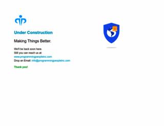 programmingpeopleinc.com screenshot