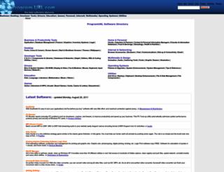 programurl.com screenshot