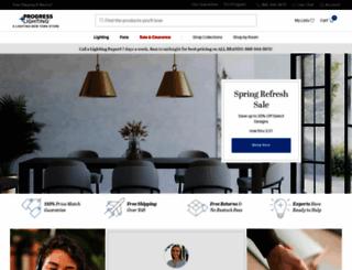 progress.lightingnewyork.com screenshot