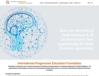progressive-edu.com screenshot