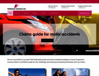progressiveinsurance.com.my screenshot