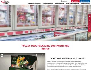 progressofrozenfoods.com screenshot
