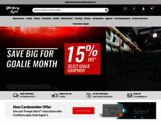 prohockeylife.com screenshot
