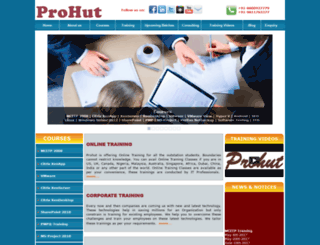 prohut.net screenshot