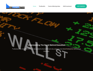 proinvestortrader.com screenshot