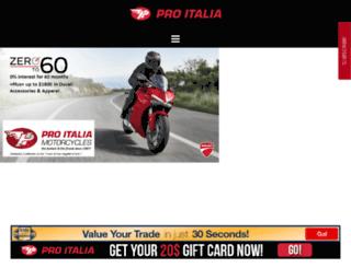 proitalia.com screenshot