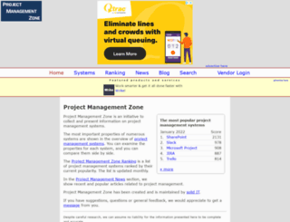 project-management.zone screenshot