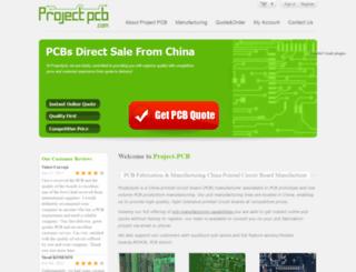 project-pcb.com screenshot
