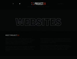 project24.co.uk screenshot