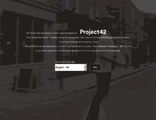 project42.com screenshot
