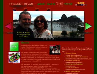 projectbrazil.com screenshot