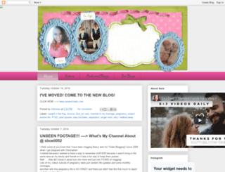 projectevolvelife.blogspot.com screenshot
