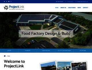 projectlinkltd.co.uk screenshot