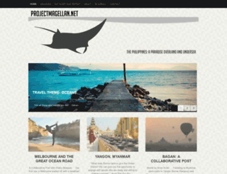 projectmagellan.wordpress.com screenshot