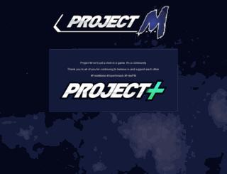 projectmgame.com screenshot