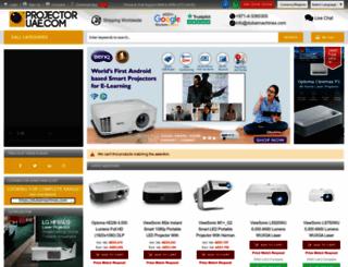 projectoruae.com screenshot
