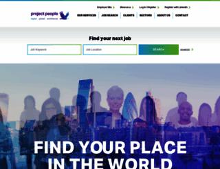 projectpeople.com screenshot