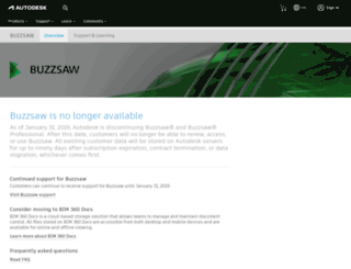 projectpoint.buzzsaw.com screenshot