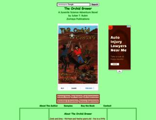 projects.juliantrubin.com screenshot