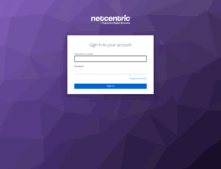 projects.netcentric.biz screenshot