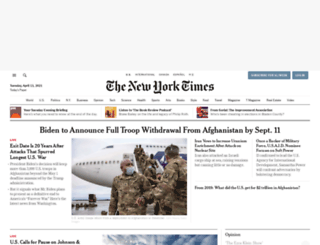 projects.nytimes.com screenshot