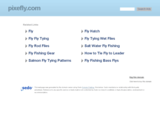 projects.pixefly.com screenshot