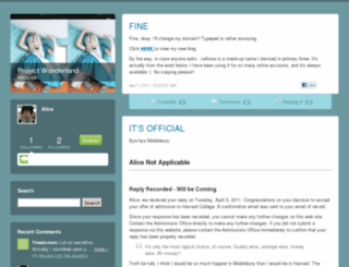 projectwonderland.typepad.com screenshot
