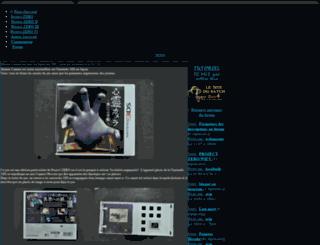 projectzero.fr screenshot