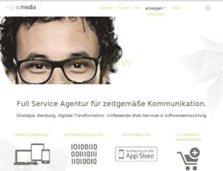 projekt.bgp-emedia.de screenshot