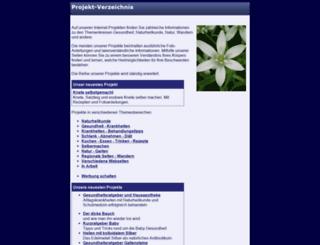 projekte.elch.net screenshot