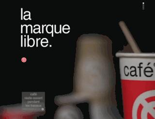 projet-cafe.com screenshot