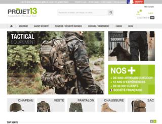 projet13.com screenshot
