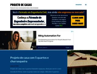 projetodecasas.com screenshot