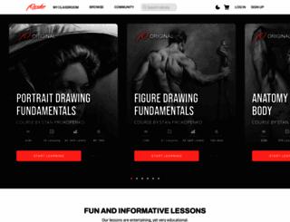 proko.com screenshot