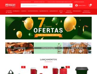 prolarshop.com.br screenshot