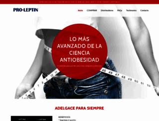 proleptin.net screenshot