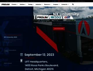 prolim.com screenshot