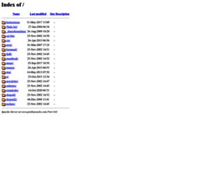 prolineracks.com screenshot