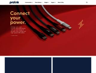 prolink2u.com screenshot