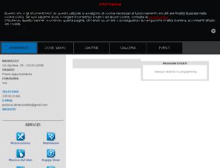 prolocoudinecastello.livefvg.com screenshot