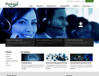 prologixme.com screenshot