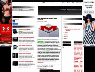 promagazine-black.blogspot.com screenshot