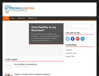 promagmulia.net screenshot