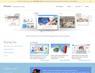 promar-eu.home.pl screenshot