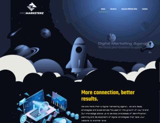 promarketerz.com screenshot