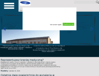 promed-gostyn.pl screenshot