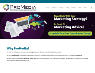 promediaonline.com screenshot
