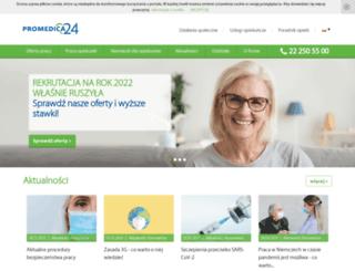 promedica24.pl screenshot